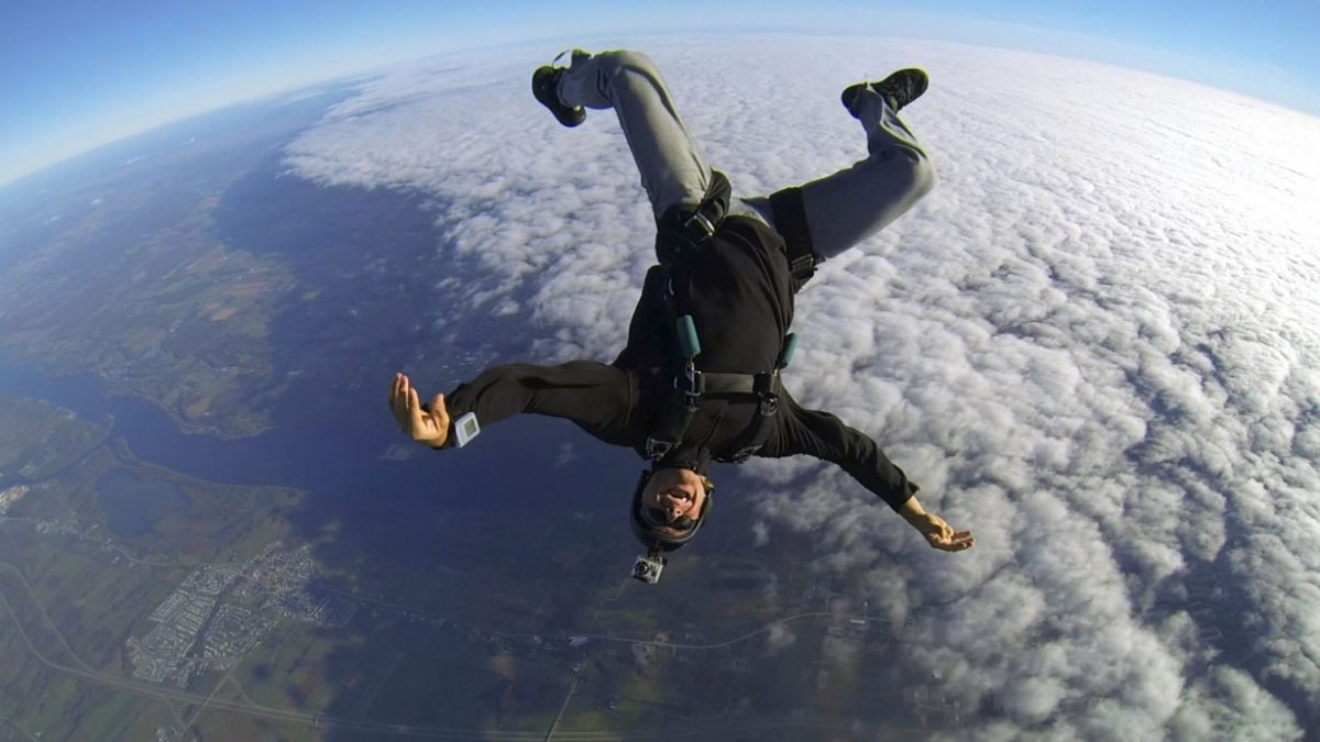 Skydive - Freefly