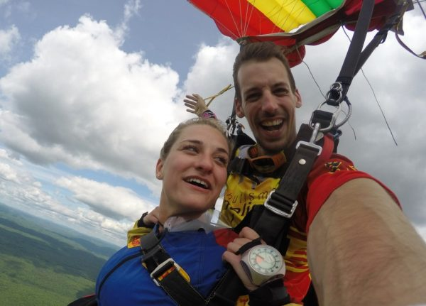 Skydive - The Adventure Tandem